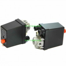 Автоматика для компрессора 380В (3 выхода)