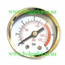 Манометр для компрессора, 40мм