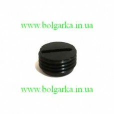 Заглушка (пробка) для щёток D=10 мм