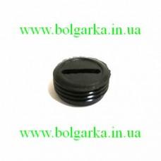 Заглушка (пробка) для щёток D=12 мм
