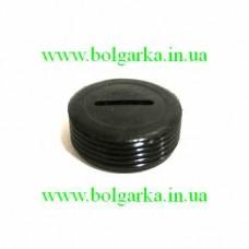 Заглушка (пробка) для щёток D=17,5 мм