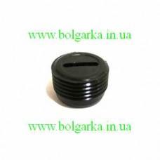 Заглушка (пробка) для щёток на перфоратор D=13 мм