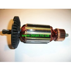 Якорь для цепной электропилы МИАСС ПЦ-2400 ( L- 167/ 46 MM, 6 зубьев )