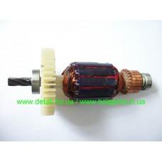 Якорь для дисковой пилы ВЕКТОР ВПД-185/М (L-161/43, 6 зубов)