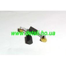 Угольные щётки для перфоратора 6,5*7,5 мм
