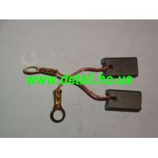 Угольные щётки REBIR 7*10,5 мм (провод)