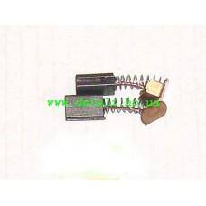 Угольные щётки для болгарки 5*8 мм с защёлкой и прорезям по бокам