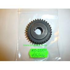 Шестерня для торцовой дисковой пилы Stern MS-205 N (35,5* 10) правая