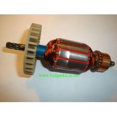 Якорь для дисковой пилы DWT HKS-140 - 7 зубов (L- 155/ 41,5 mm)