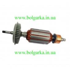 Якорь на болгарку Bosch GWS 6-100 (L-154/35)