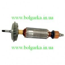 Якорь для болгарки Bosch PWS 7-100 ( L-170/28)