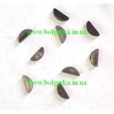 Шпонка сегментная 3х9 мм (малая)