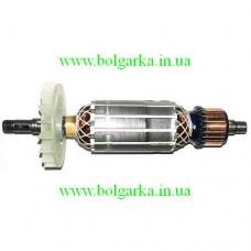 Якорь для болгарки DWT WS-125 LV (DWT 08-125T) (L-162/ 35)
