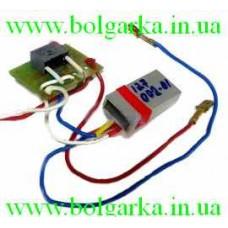 Плавный пуск для болгарки Фиолент 230.