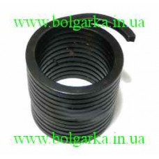 Торсионная пружина электропилы левая 20 мм