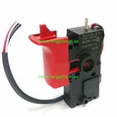 Кнопка электролобзика Bosch GST 120 BR.