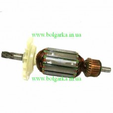 Якорь перфоратора Bosch GBH 2-22 (L-145/ 35, 5 зубьев)