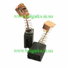 Щетки на болгарку Интерскол УШМ-125 (6*10)