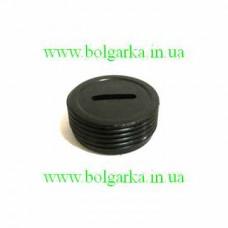 Заглушка (пробка) для щёток D=16,5 мм