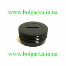 Заглушка (пробка) для щёток D=18 мм