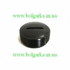 Заглушка (пробка) для щёток D=20 мм