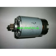 Двигатель (мотор) для шуруповёрта 12 В MAKITA 6270D (d=10mm, 14 зуб)