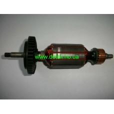 Якорь для болгарки Bosch  PWS 8-125 (PWS-700-1) (L-162,5/ 35)