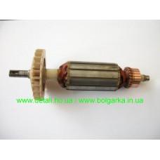 Якорь для болгарки МИАСС УШМ 1050/125 (L-156/32)