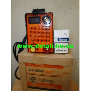 Сварочный инверторный аппарат Schweis 250 (Мини)