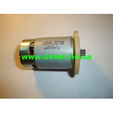 Двигатель для шуруповёрта ПРОТОН ДА-1/18-Л (диаметр шестерёнки - 8 мм, 9 зубов) 18 В