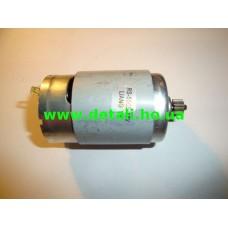 Двигатель для шуруповёрта ПРОТОН ДА-1/18-Н (диаметр шестерёнки - 9 мм, 12 зубов) 18 В