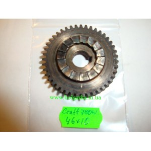Шестерня для дрели Craft CPD 13/700 W (46 *10, 39 зубьев)