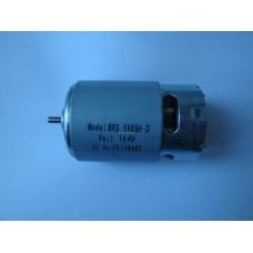 Двигатель для шуруповёрта 14,4 В (диаметр вала - 3 мм)