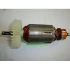 Якорь (ротор) для УШМ болгарки Craft 180 - 1900 (L-178/ 48 mm)
