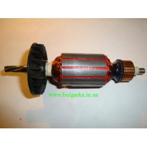 Якорь для перфоратора Bosch 2-24 6 зуб. (L-154/ 35 mm)