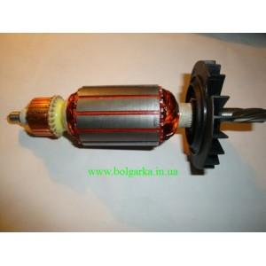 Якорь для перфоратора Bosch  2-26 - 7 зуб (Подходит для всех горизонтальных перфораторов с переключеним реверса на корпусе)