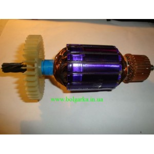 Якорь для дисковой пилы DWT HKS-230 , 8 зубов (L- 185,5/ 54 mm)