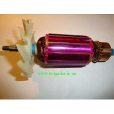 Якорь для ленточной шлифмашинки DWT BS-900 (L-145/38)