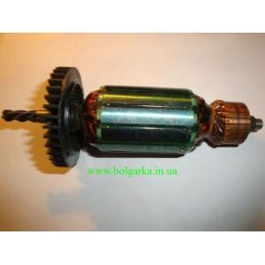 Якорь для дрели FERM 13810  4 зуба .L154,5/ 38 мм