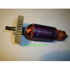 Якорь для электролобзика Протон ПЛЭ-80/М (L-152/ 35 ; 5-зубов)