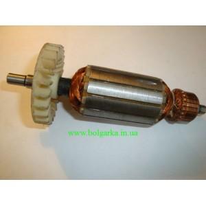 Якорь для болгарки Stern AG-125 С 850 Вт (L-154/37)