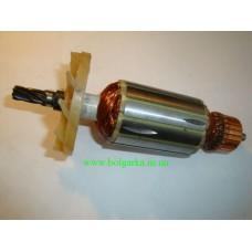 Якорь для дисковой пилы CRAFT-TECH 185 mm (L-167/41, 6 зубьев, шлицы)
