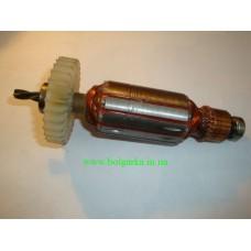 Якорь для горизонтального перфоратора 900 ВТ 4 зубов (L-170/ 38)