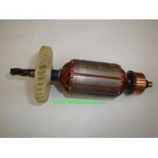 Якорь для электролобзика Ferm 710 Вт (5 зубов, L-156/38)