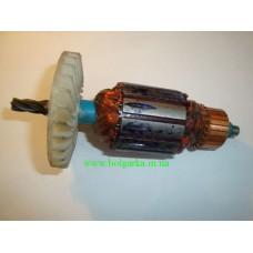 Якорь для дисковой пилы DWT HKS-160 - 5 зубов (L- 150,5/ 43 )