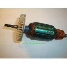 Якорь для дрели Power-Tech - 5 зубов (L-155,5/ 38)